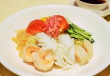 2015海鮮冷麺